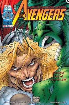 The Avengers Vol. 2 (1996-1997) #5