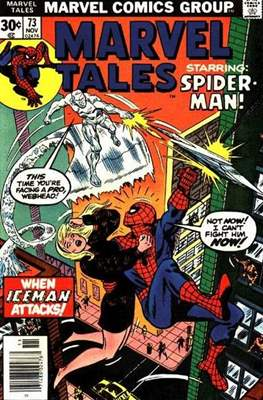 Marvel Tales (Comic Book) #73