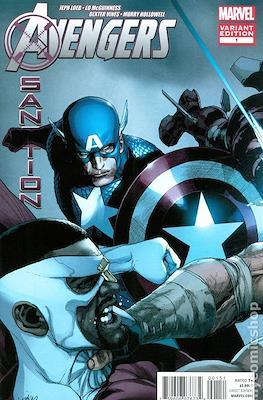 Avengers: X-Sanction (Variant Covers) (Comic Book) #1.3
