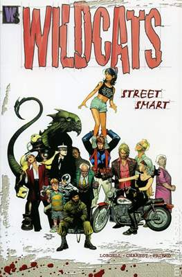 Wildcats Vol. 2