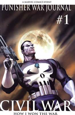 Punisher War Journal Vol. 2 (Variant Cover)