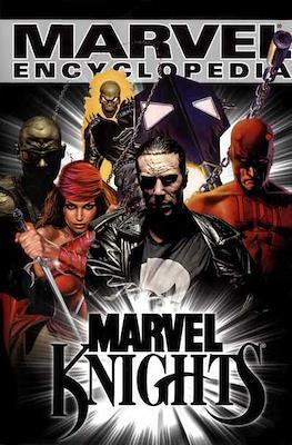 Marvel Encyclopedia #5