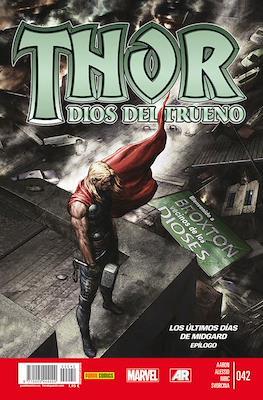 Thor / El Poderoso Thor / Thor - Dios del Trueno / Thor - Diosa del Trueno / El Indigno Thor (2011-) (Grapa) #42