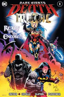 Dark Nights: Death Metal (Comic Book) #1