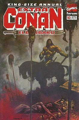 Extra Conan. El bárbaro (Grapa 40 pp) #10