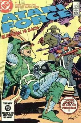 Atari Force (Grapa) #10