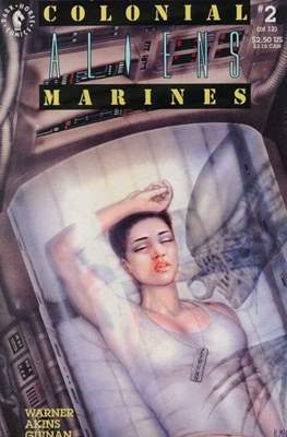 Aliens: Colonial Marines (Saddle-stitched. 1993) #2