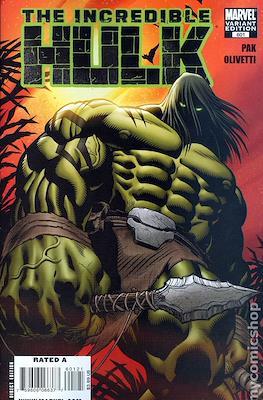 The Incredible Hulk / The Incredible Hulks (2009-2011 Variant Cover) #601