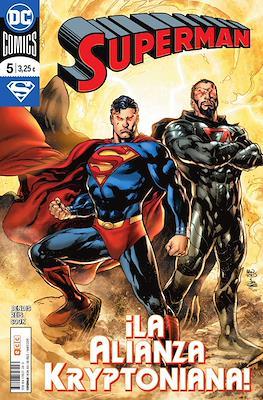 Superman. Nuevo Universo DC / Renacimiento (Grapa) #84/5