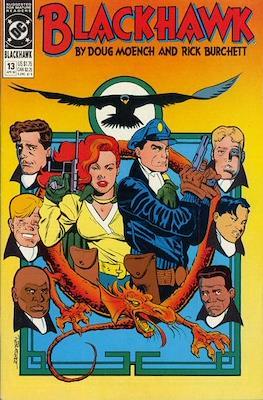Blackhawk Vol 3: (1989-1990) (Comic-book.) #13