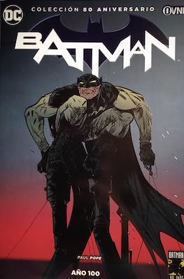 Batman. Colección 80 Aniversario. (Rústica) #20