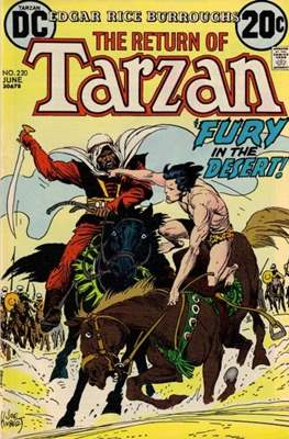 Tarzan (Comic-book) #220