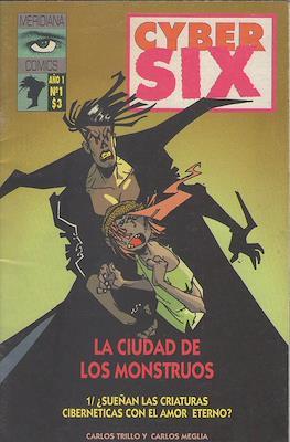 Cybersix: La ciudad de los Monstruos