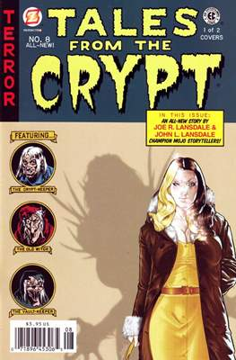 Tales from the Crypt (Comic Book) #8