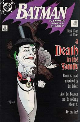 Batman Vol. 1 (1940-2011) (Comic Book) #429