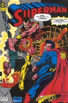 Superman (1984-1987) (Grapa 34 pp) #33