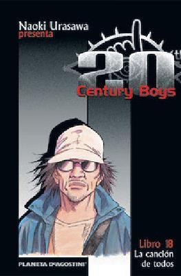 20th Century Boys (2004-2007) (Rústica con sobrecubierta) #18