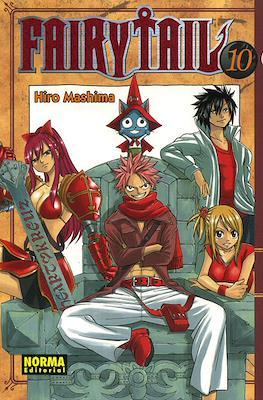Fairy Tail (Rústica) #10