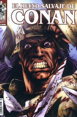 El Reino Salvaje de Conan (Grapa 48-80 pp) #28
