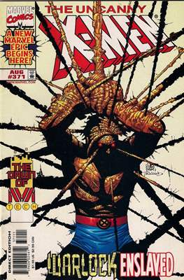 The Uncanny X-Men (1963-2011) (Comic-Book) #371