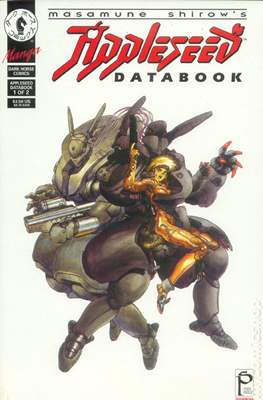 Appleseed Databook (Grapa) #1