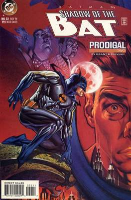 Batman: Shadow of the Bat (Comic book) #32