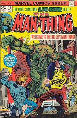 The Man-Thing Vol. 1 (1974-1975) (Comic Book) #19