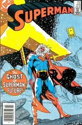 Superman Vol. 1 / Adventures of Superman Vol. 1 (1939-2011) #416