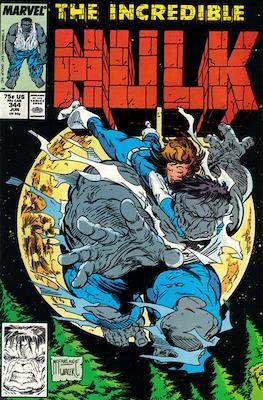 The Incredible Hulk Vol. 1 (1962-1999) (Comic Book) #344