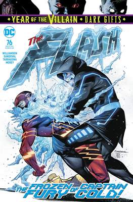 The Flash Vol. 5 (2016-2020) (Comic Book) #76