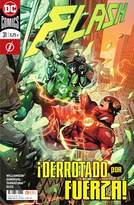 Flash. Nuevo Universo DC / Renacimiento (Rústica - Grapa) #45/31