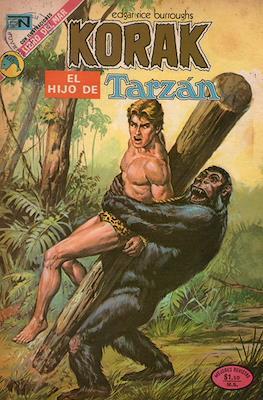 Korak, el hijo de Tarzán (Grapa 36 pp) #14