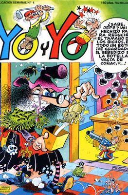 Yo y Yo (Grapa 36 pp) #4