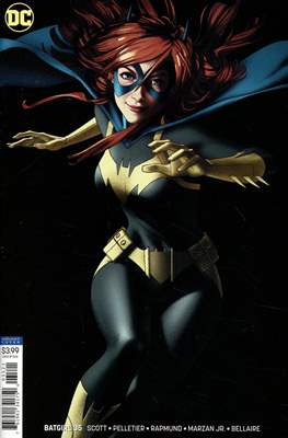 Batgirl Vol. 5 (2016- Variant Cover) (Comic Book) #35