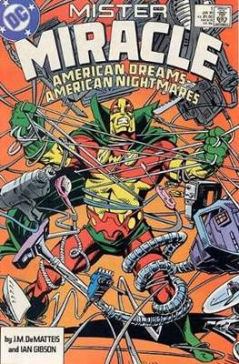 Mister Miracle (Vol. 2 1989-1991)