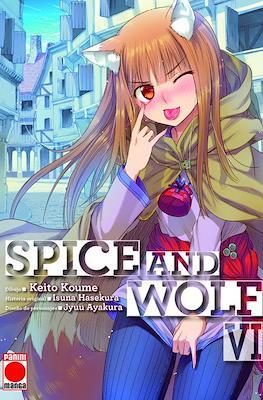 Spice and Wolf (Rústica con sobrecubierta) #6
