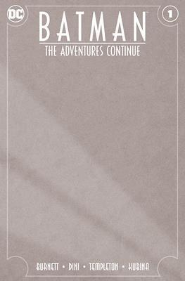 Batman: The Adventures Continue (Variant Cover) (Comic Book) #1.8