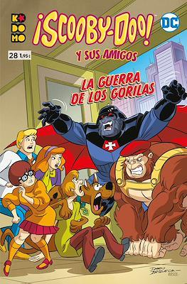 ¡Scooby-Doo! y sus amigos #28
