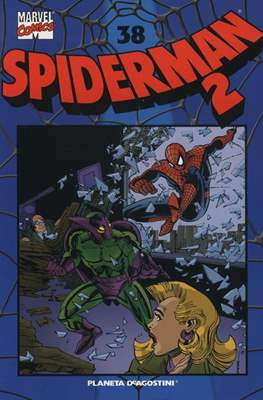 Coleccionable Spiderman Vol. 2 (2004) (Rústica, 80 pp) #38