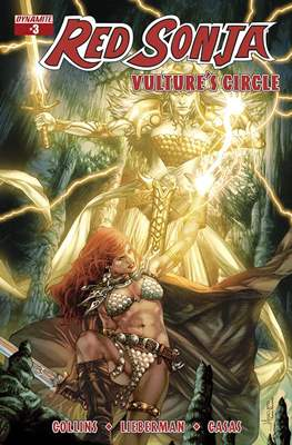 Red Sonja: Vulture's Circle (Comic Book) #3
