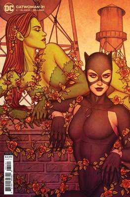 Catwoman Vol. 5 (2018- Variant Cover) #31