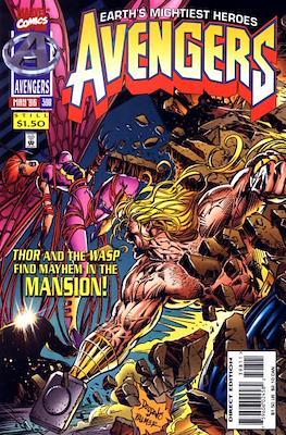 The Avengers Vol. 1 (1963-1996) (Grapa) #398