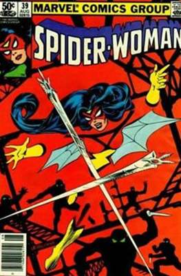 Spider-Woman (Vol. 1 1978-1983) (Comic Book) #39
