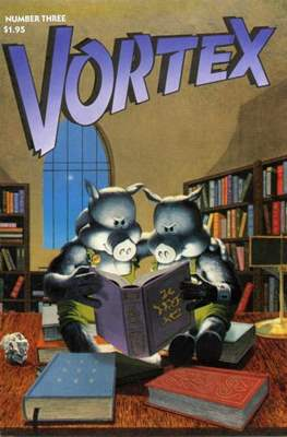 Vortex (Comic Book) #3