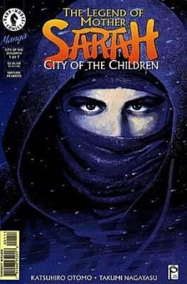 The Legend of Mother Sarah: City of Children (Comic-book) #1