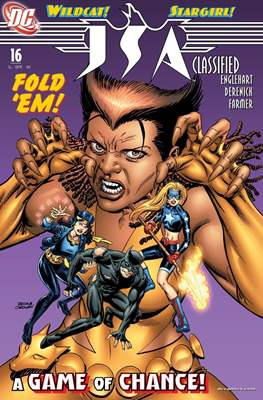JSA: Classified (Comic-book) #16