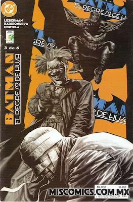 Batman. El regreso de Hush (Rústica) #3