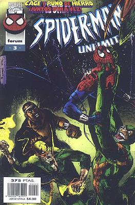 Spiderman Unlimited (1996-1999) (Grapa) #3