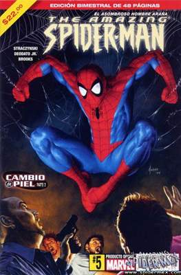 The Amazing Spider-Man (2005-2013) (Grapa) #5
