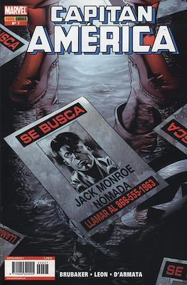 Capitán América Vol. 7 (2005-2011) (Grapa) #7